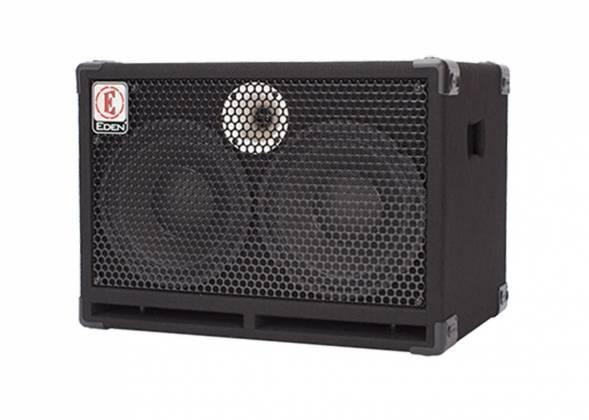 "Eden TN210-8 Terra Nova Series 300-Watt 2X10"" Bass Speaker Cabinet Product Image 2"