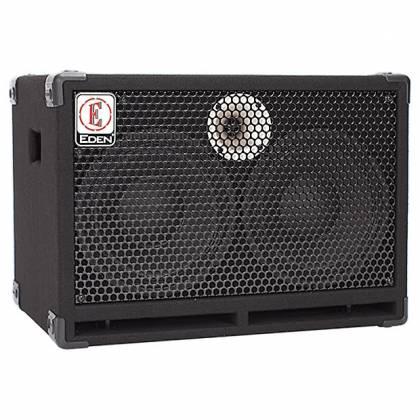 "Eden TN210-8 Terra Nova Series 300-Watt 2X10"" Bass Speaker Cabinet Product Image 4"