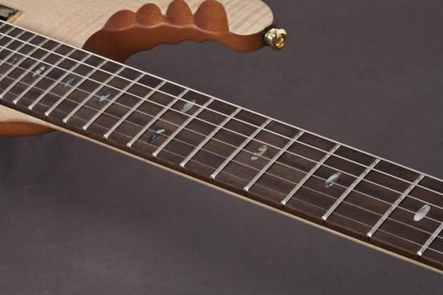 ibanez egen8 plb d platinum blond herman li signature 6 string right hand electric guitar. Black Bedroom Furniture Sets. Home Design Ideas