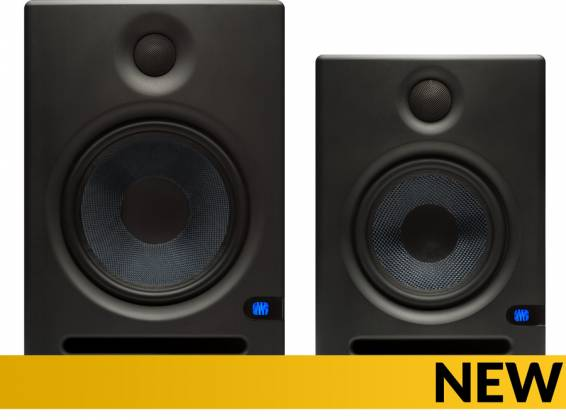 Presonus ERIS E5 5.25 inch 45W Studio Monitor eris-e-5 Product Image 4