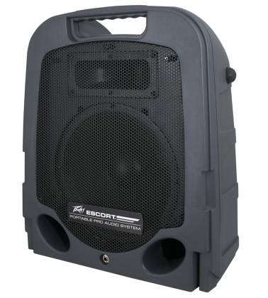 Peavey 03608930 ESCORT 5000 All in One 500 Watts 8 Channel PA System  Product Image 4