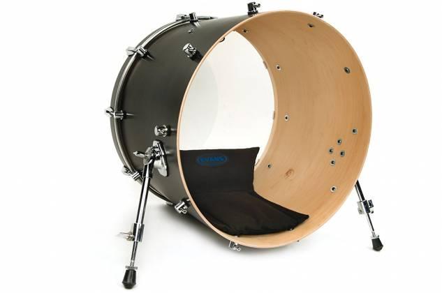 Evans EQPAD Bass Drum Muffler EQ Pad Product Image 3