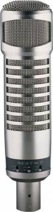 Electro Voice RE27N/D Broadcast Dynamic Cardioid Announcer Microphone W/Variable D and N/DYM Cap Product Image 2