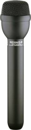 Electro Voice RE50N/D-B Black Dynamic Omnidirectional Interview Microphone with N/DYM Capsule Product Image 2