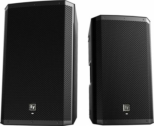 """Electro Voice ZLX-12BT 12"""" Powered Loudspeaker with Bluetooth Audio Product Image 6"""