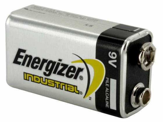 Energizer EN-22-12pack 9V Industrial Battery 12 pack Product Image 4