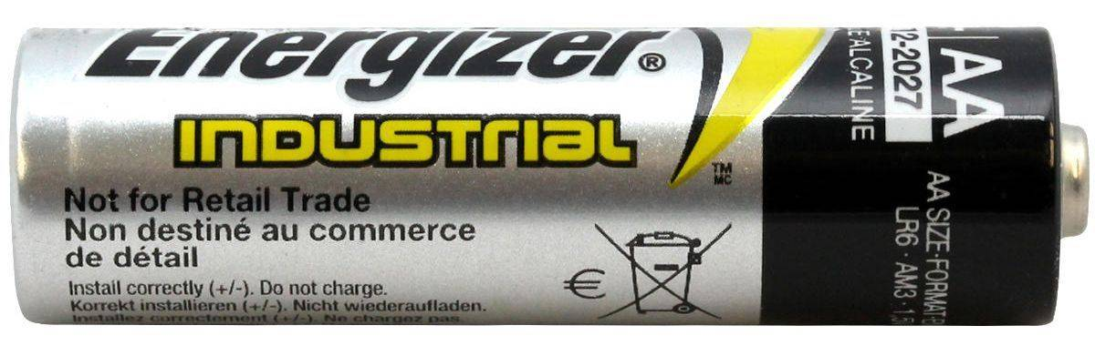 Energizer EN-91-144pack AA Industrial Battery 144 Pack Product Image 6