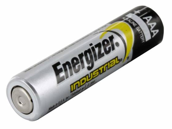 Energizer EN-92-4pack AAA Industrial Battery 4 Pack Product Image 3
