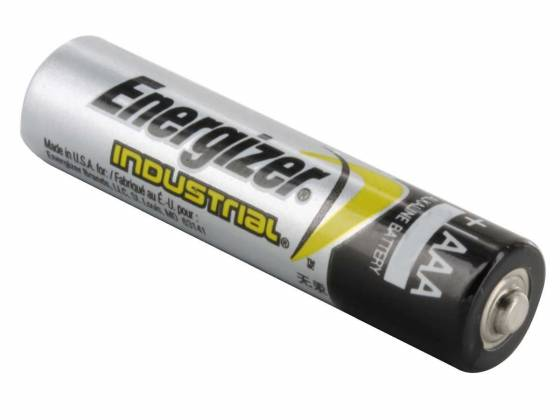Energizer EN-92-4pack AAA Industrial Battery 4 Pack Product Image 5