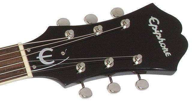 Epiphone ETCANACH Natural Casino 6 String RH Hollowbody Guitar Product Image 5