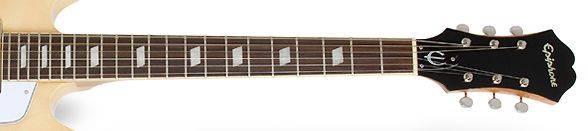 Epiphone ETCANACH Natural Casino 6 String RH Hollowbody Guitar Product Image 7