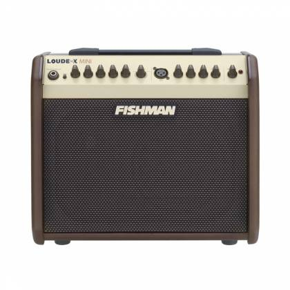Fishman PRO-LBT-500 Loudbox Mini Bluetooth 60W Acoustic Combo Amplifier  pro-lbt-500 Product Image 2