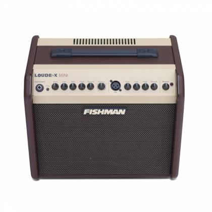 Fishman PRO-LBT-500 Loudbox Mini Bluetooth 60W Acoustic Combo Amplifier  pro-lbt-500 Product Image 5