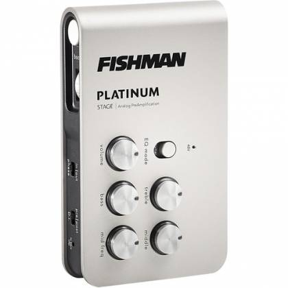 Fishman PRO-PLT-301 Platinum Stage EQ/DI Analogue Preamp Product Image 2