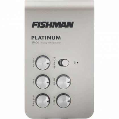 Fishman PRO-PLT-301 Platinum Stage EQ/DI Analogue Preamp Product Image 3