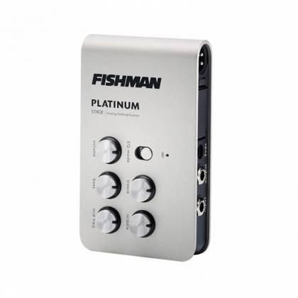 Fishman PRO-PLT-301 Platinum Stage EQ/DI Analogue Preamp Product Image 7