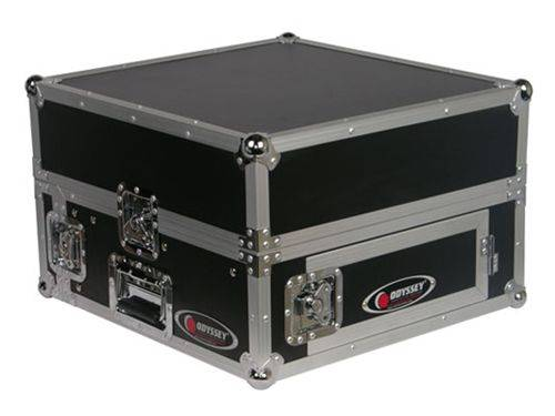 Odyssey FRGS802 Flight Ready Glide Style 8 Space x 2 Space Combo Rack Product Image 3