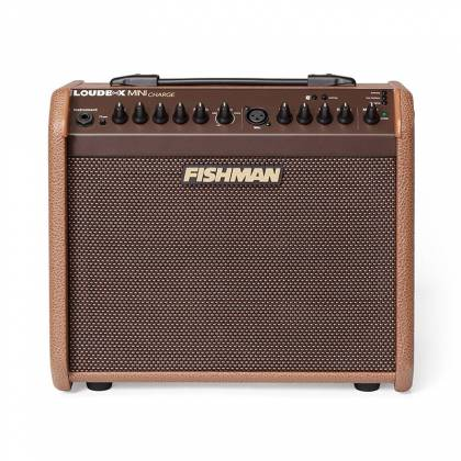Fishman PRO-LBC-500 Rechargeable Battery or AC Powered Loudbox Mini Charge 60W Acoustic Amp with Bluetooth Product Image 2