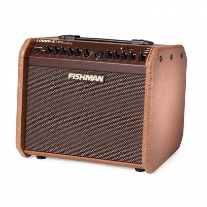Fishman PRO-LBC-500 Rechargeable Battery or AC Powered Loudbox Mini Charge 60W Acoustic Amp with Bluetooth Product Image 3