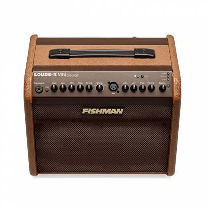 Fishman PRO-LBC-500 Rechargeable Battery or AC Powered Loudbox Mini Charge 60W Acoustic Amp with Bluetooth Product Image 5