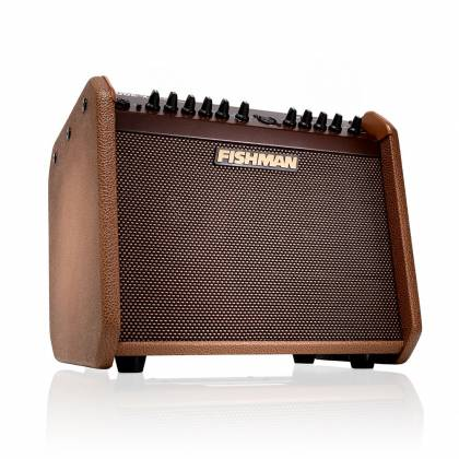 Fishman PRO-LBC-500 Rechargeable Battery or AC Powered Loudbox Mini Charge 60W Acoustic Amp with Bluetooth Product Image 6