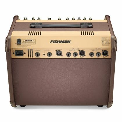 Fishman PRO-LBT-600 120W Loudbox Artist Bluetooth Bi-Amplified Acoustic Amplifier pro-lbt-600 Product Image 3