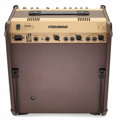 Fishman PRO LBT 700 180W Loudbox Performer Bluetooth Bi-Amplified Acoustic Amplifier pro-lbt-700 Product Image 3