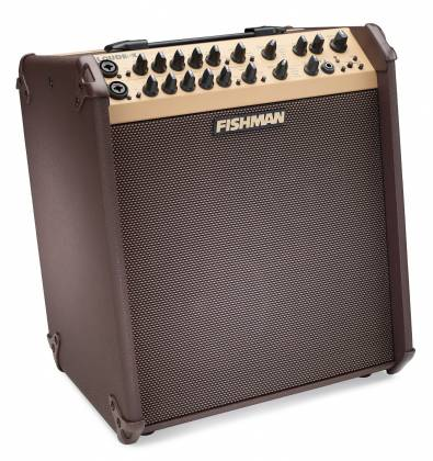 Fishman PRO LBT 700 180W Loudbox Performer Bluetooth Bi-Amplified Acoustic Amplifier pro-lbt-700 Product Image 4