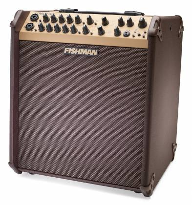Fishman PRO LBT 700 180W Loudbox Performer Bluetooth Bi-Amplified Acoustic Amplifier pro-lbt-700 Product Image 5