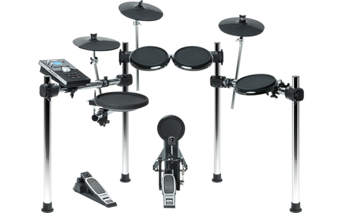 Alesis Forge Kit 8-Piece Drum Kit with Forge Drum Module (discontinued clearance) Product Image 2