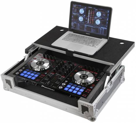 Gator G-TOUR DSPNS7II Road Case for Numark NS7II DJ Controller with Laptop Shelf g-tour-dsp-ns-7-ii Product Image 3