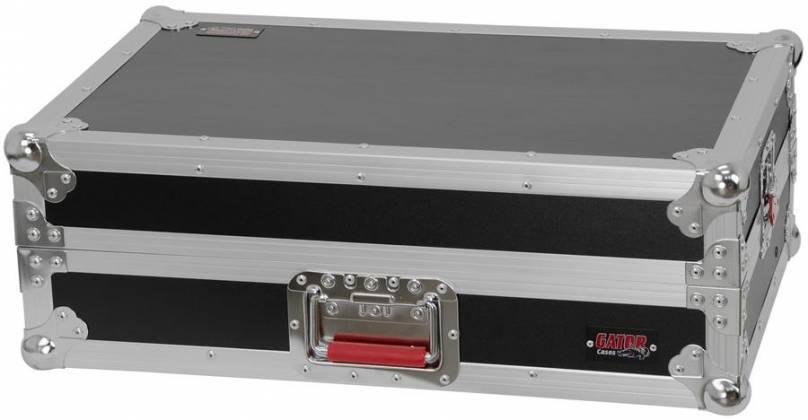 Gator G-TOURDSPUNICNTLA Large Sized DJ Controller Case with Laptop Shelf g-tour-dsp-unicnt-la Product Image 5