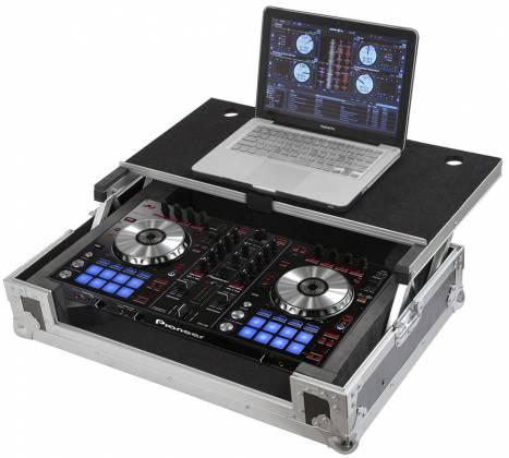 Gator G-TOUR DSPDDJSR Road Case for Pioneer DDJ-SR DJ Controller with Laptop Shelf g-tour-dsp-ddj-sr Product Image 2