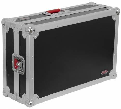 Gator G-TOUR DSPDDJSR Road Case for Pioneer DDJ-SR DJ Controller with Laptop Shelf g-tour-dsp-ddj-sr Product Image 3