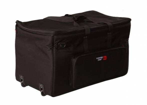 Gator MI GP-EKIT3616-BW Protechtor E-Kit Series Large Electronic Drum Kit Bag with Wheels Product Image 2