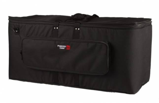 Gator MI GP-EKIT3616-BW Protechtor E-Kit Series Large Electronic Drum Kit Bag with Wheels Product Image 3