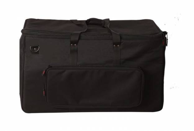 Gator MI GP-EKIT3616-BW Protechtor E-Kit Series Large Electronic Drum Kit Bag with Wheels Product Image 5