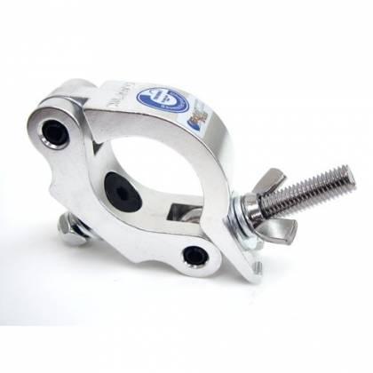 Global Truss NARROW-CLAMP Medium Duty Narrow Clamp-Silver  Product Image 2