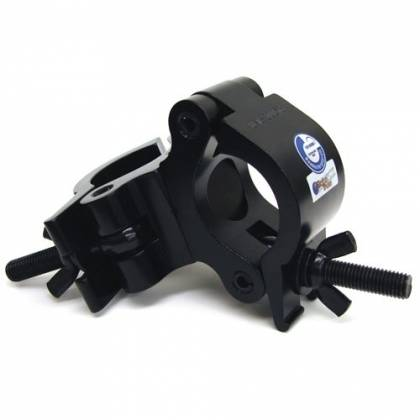 Global Truss PRO-SWIVEL-CLAMP-BLK Heavy Duty Dual Swivel Clamp for 50mm Tubing-Black Product Image 2