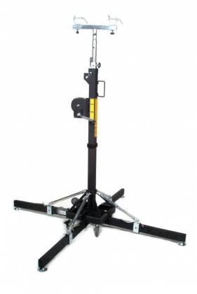 Global Truss ST-157 Medium-Duty Crank Stand with Outriggers-15.7' Product Image 2