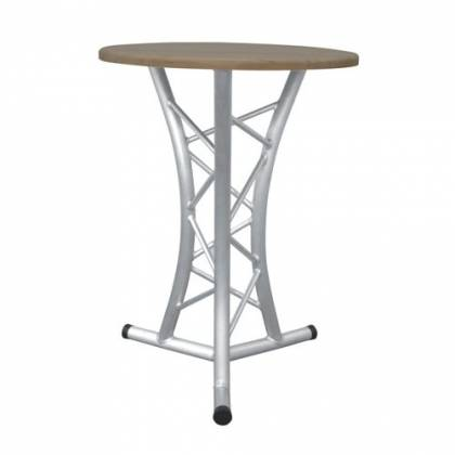 Global Truss TRUSS-TABLE Solid Wood Top Table Product Image 2