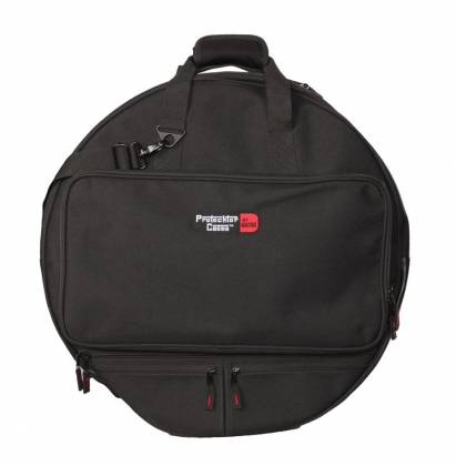 Gator MI GP-CYMBAK-22 Padded Cymbal Backpack for up to 6 22 Inch Cymbals Product Image 3