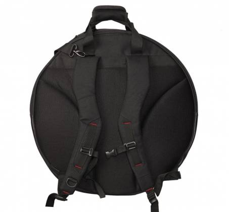 Gator MI GP-CYMBAK-22 Padded Cymbal Backpack for up to 6 22 Inch Cymbals Product Image 4