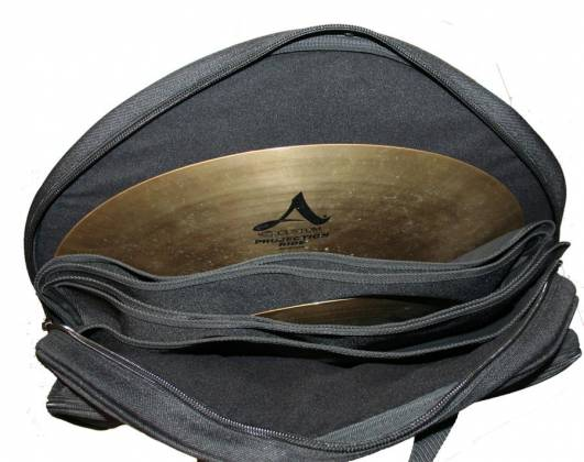 Gator MI GP-CYMBAK-22 Padded Cymbal Backpack for up to 6 22 Inch Cymbals Product Image 5