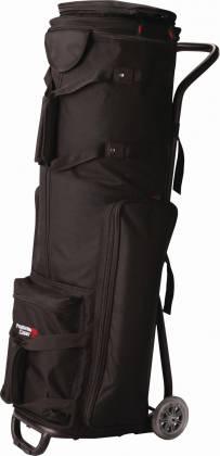 Gator MI GP-DRUMCART Drum Hardware Bag with Steel Frame 100lbs Capacity Product Image 2