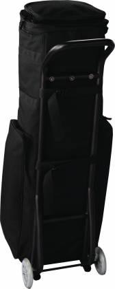 Gator MI GP-DRUMCART Drum Hardware Bag with Steel Frame 100lbs Capacity Product Image 4