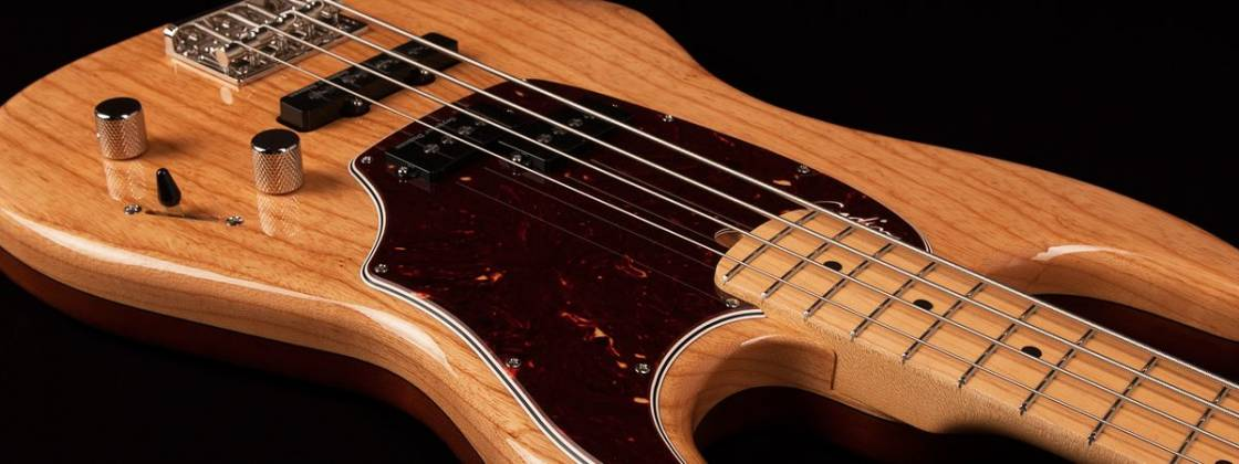 Godin 041985 Passion RG-4 Swamp Ash Top 4 String RH Bass Guitar with Gig Bag Product Image 2