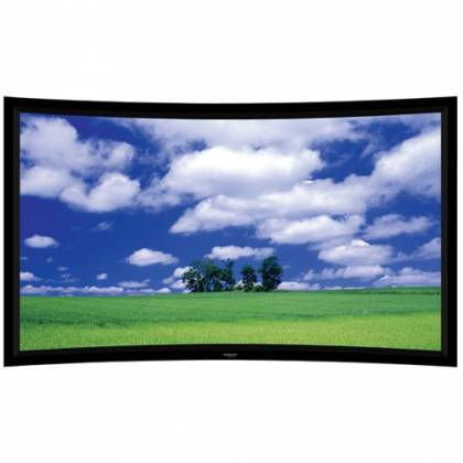 Grandview GV-PMC100 LF-PH 100 Prestige Series Permanent Curve Fixed Frame Screen 16:9 Format  Product Image 3