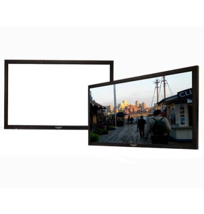 Grandview GV-PM150 LF-PU 150 Prestige Series Permanent Fixed Frame Screen 16:9 Format  Product Image 2