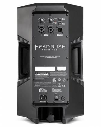 "Headrush FRFR-108 Full Range 1x8"" 2000W Lightweight Powered Guitar Cabinet Product Image 2"